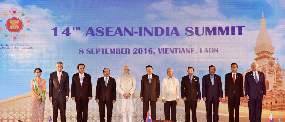 14th ASEAN-India Summit